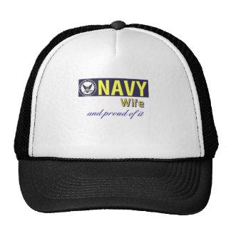 Navy Wife Cap