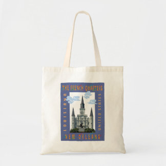 N'awlins French Quarters-Tote Bag