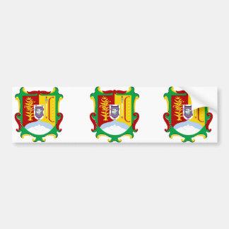 Nayarit Shield, Mexico Bumper Sticker