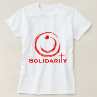 Nazarene Solidarity Red T-Shirt