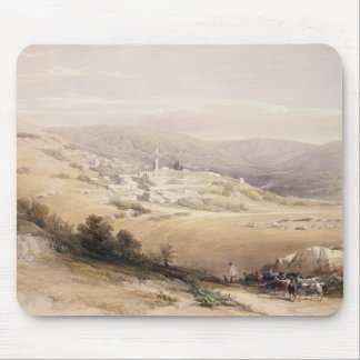 Nazareth, April 28th 1839, plate 28 from Volume I Mouse Pad