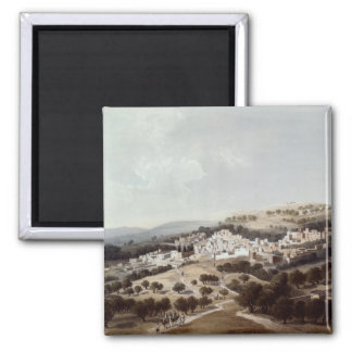 Nazareth, engraved by Terry Magnet