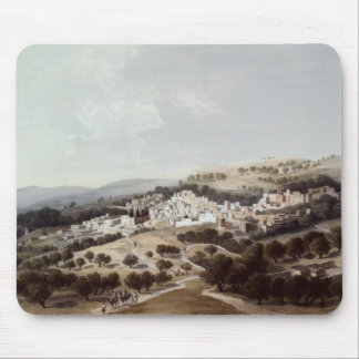 Nazareth, engraved by Terry Mouse Mat