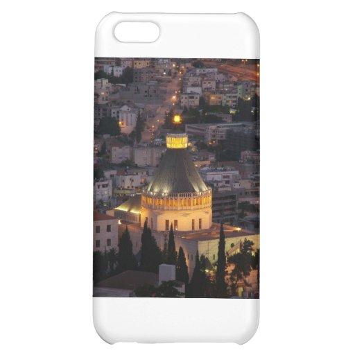 Nazareth, the city of Jesus parents iPhone 5C Cover