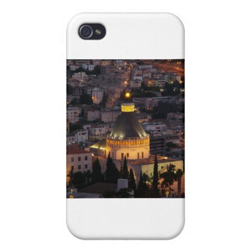 Nazareth, the city of Jesus parents Cover For iPhone 4