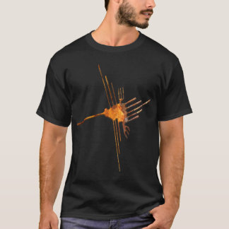 Nazca Hummingbird rust T-Shirt