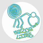 Nazca_Lines Stickers
