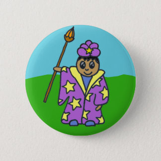 Nazim the Wizard badge (Butterbell Island)