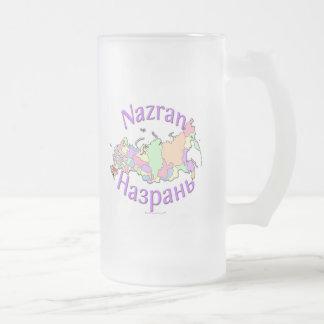 Nazran Russia Mugs