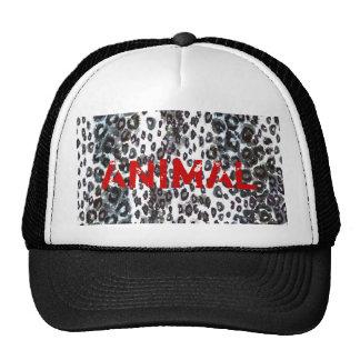 NB textile designs 4, ANIMAL Cap