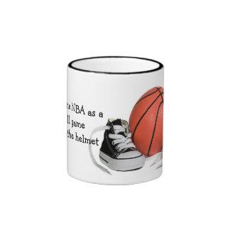 NBA RINGER MUG