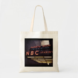 NBC Studios Rainbow Room Bag