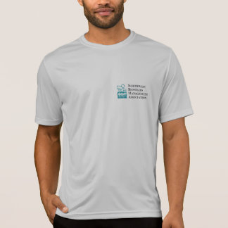 NBMA T-shirt (logo left)