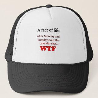 nbmvhfm trucker hat