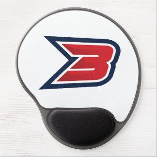 nBoston Gel Mousepad Logo Gel Mouse Mat