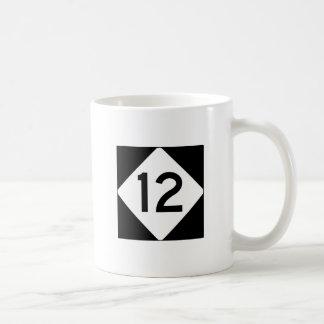 NC 12 COFFEE MUG