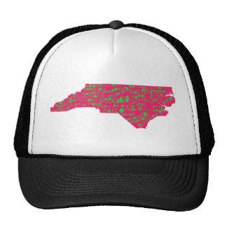 NC Cities Trucker Hat