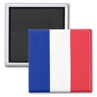 NC - New Caledonia - Flag Square Magnet