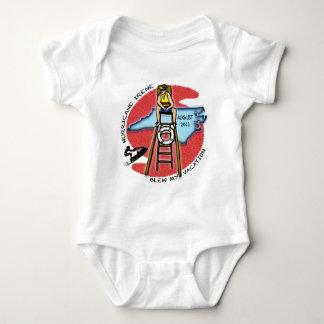 NC Survived Hurricane Irene Baby Bodysuit