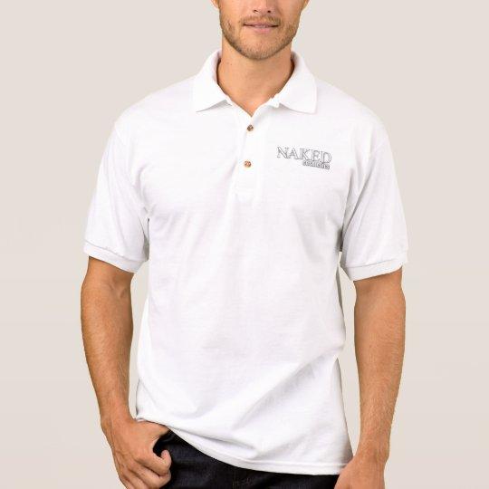 NC White Polo