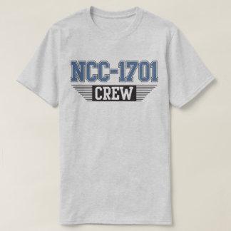 NCC-1701 Crew Sci Fi Geek Nerd Spaceship T-Shirt