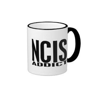 NCIS Addict Ringer Mug