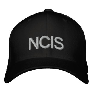 NCIS EMBROIDERED BASEBALL CAP