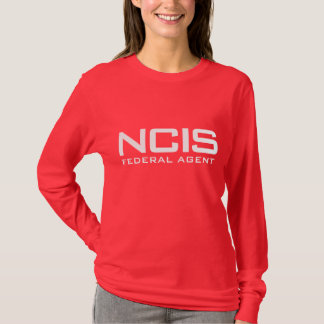 NCIS FEDERAL AGENT  | T-shirt