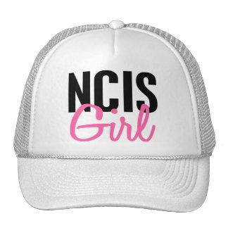 NCIS Girl 4 Cap