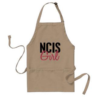 NCIS Girl 4 Standard Apron