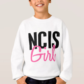 NCIS Girl 4 Sweatshirt