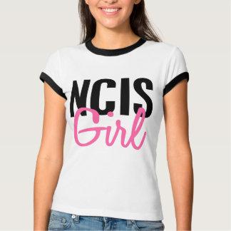 NCIS Girl 4 T-Shirt