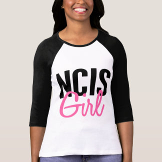 NCIS Girl 4 Tee Shirt