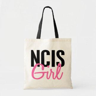 NCIS Girl 4 Tote Bag