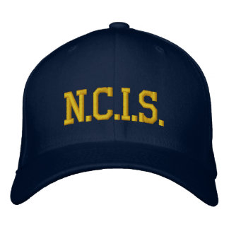 NCIS hat (McGee) Embroidered Baseball Caps