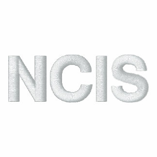 NCIS Medical Examiner Embroidered Hoody