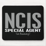 NCIS Special Agent In Training 1 Mouse Mat