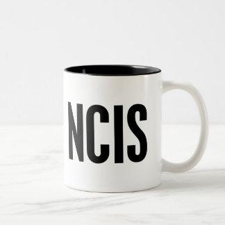 NCIS Two-Tone MUG