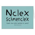 NCLEX Schmenclex Nursing Exam