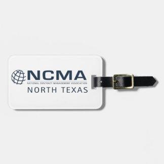 NCMA North Texas Luggage Tag