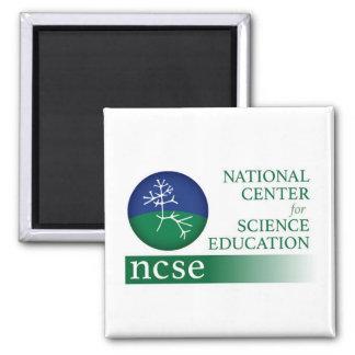 "NCSE 2"" Square Magnet"