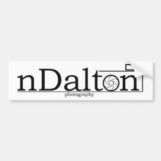 nDaltonPhotography!!! Bumper Sticker