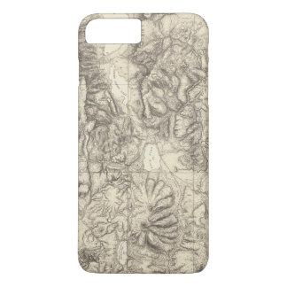NE California and NW Nevada 2 iPhone 8 Plus/7 Plus Case