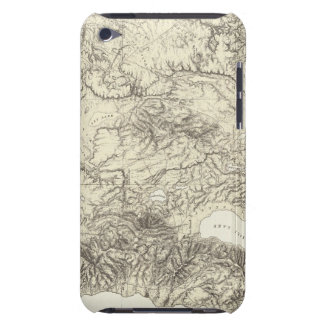 NE California and NW Nevada Barely There iPod Cases