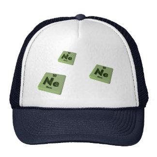 Ne Neon Trucker Hat