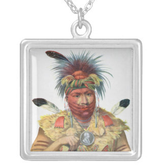 Ne-Sou-A-Quoit, a Fox Chief Custom Jewelry