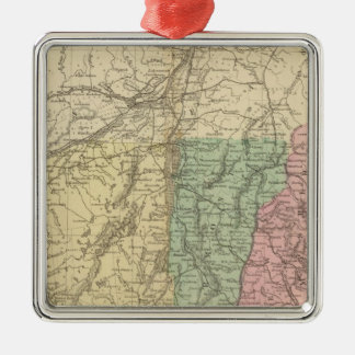 NE United States Christmas Ornament