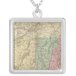 NE United States Silver Plated Necklace