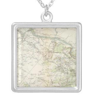 NE Virginia, Washington 1 Silver Plated Necklace