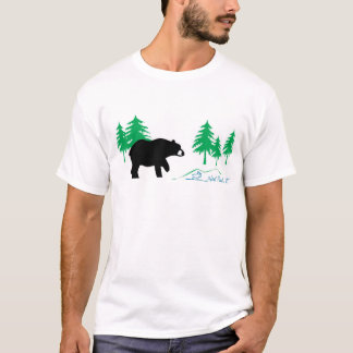 Neal Pond Bear T-Shirt